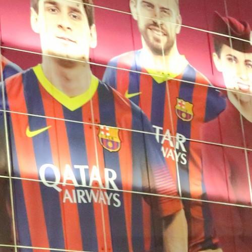QATAR AIRWAYS-FCB